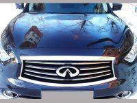 Нанокерамика - полировка кузова жидким стеклом